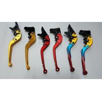 Buy cheap OEM Service offered CNC Motorcycle brake/clutch lever from wholesalers