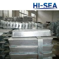 Buy cheap Ship Sacrificial Anode from wholesalers
