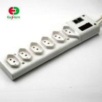 Buy cheap Brasil Extension socket Extensao de 2-6 Tomadas from wholesalers