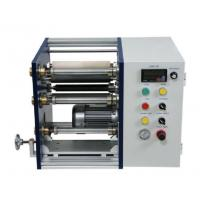 Buy cheap 330mm Mini TTR Slitter Rewinder from wholesalers