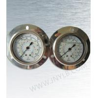 Buy cheap YN63ZT-1.8 3.8 Refrigeration unit pressure gauge from wholesalers