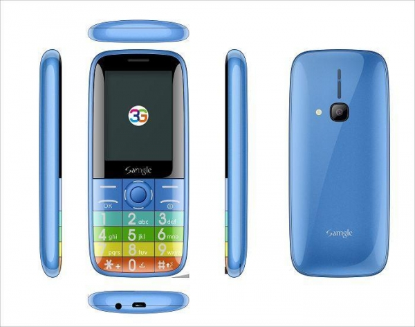 Quality Long Standby 3G Mobile Phone for sale