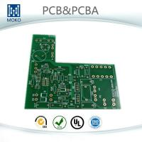 Buy cheap PCB Manufacturer Eagle PCB, Protel PCB,2 Layer Printed Circuit PCB Design and Copy from wholesalers