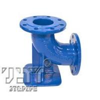 Buy cheap Ductile Iron Pipe Ductile Iron For Double Flanged 90 from wholesalers