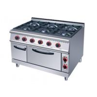 Buy cheap Six Burner Gas Range with Oven HGR(IGR)-996 from wholesalers