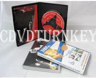 Buy cheap Various Books/Brochure/Manual dvd with booklet in dvd case from wholesalers