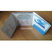 Buy cheap Various Books/Brochure/Manual 6 Panel DVD digipak with pocket for booklet from wholesalers