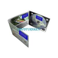 Buy cheap Various Books/Brochure/Manual 6panel CD digipak(CD tray and booklet) from wholesalers