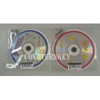 Buy cheap Various Books/Brochure/Manual cd with eva hub and round cardboard for gift box from wholesalers