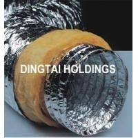 Buy cheap Compressor and Parts Insulated Flexible Duct from wholesalers