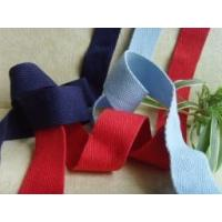 Buy cheap fashion colorful cotton tape Herringbone cotton Tape from wholesalers
