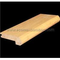 Buy cheap Solid bamboo Woven stair nose NW from wholesalers
