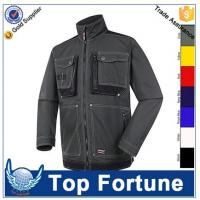 Buy cheap 2016 wearable mining safety wear jacket ,cotton ripstop workwear top jacket product
