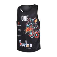 Buy cheap GYM fitness sublimation singlets / GYM fitness singlets product