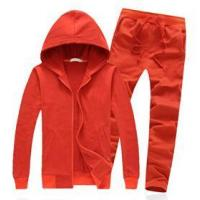Buy cheap men ladies fashion track suit from wholesalers