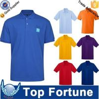 Buy cheap OEM golf polo shirt for men professional manufacturer from wholesalers