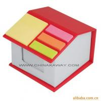 Buy cheap Promotion sticky notes OEM memo pad with paper holder 5308 from wholesalers