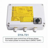 Buy cheap Special control box for pump DYA-T01 from wholesalers