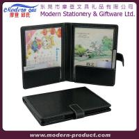 Buy cheap 2013 hot sell PVC leather portfolio notebook from wholesalers