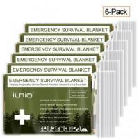 Buy cheap Space Blanket Survival Gear Emergency from wholesalers