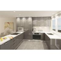 Buy cheap Custom Kitchen Cabinets Bathroom Vanity Contemporary Modern Kitchens Kitchen Remodeling from wholesalers