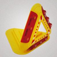 Buy cheap LED MAGNETIC WARNING TRIANGLE LIGHT from wholesalers