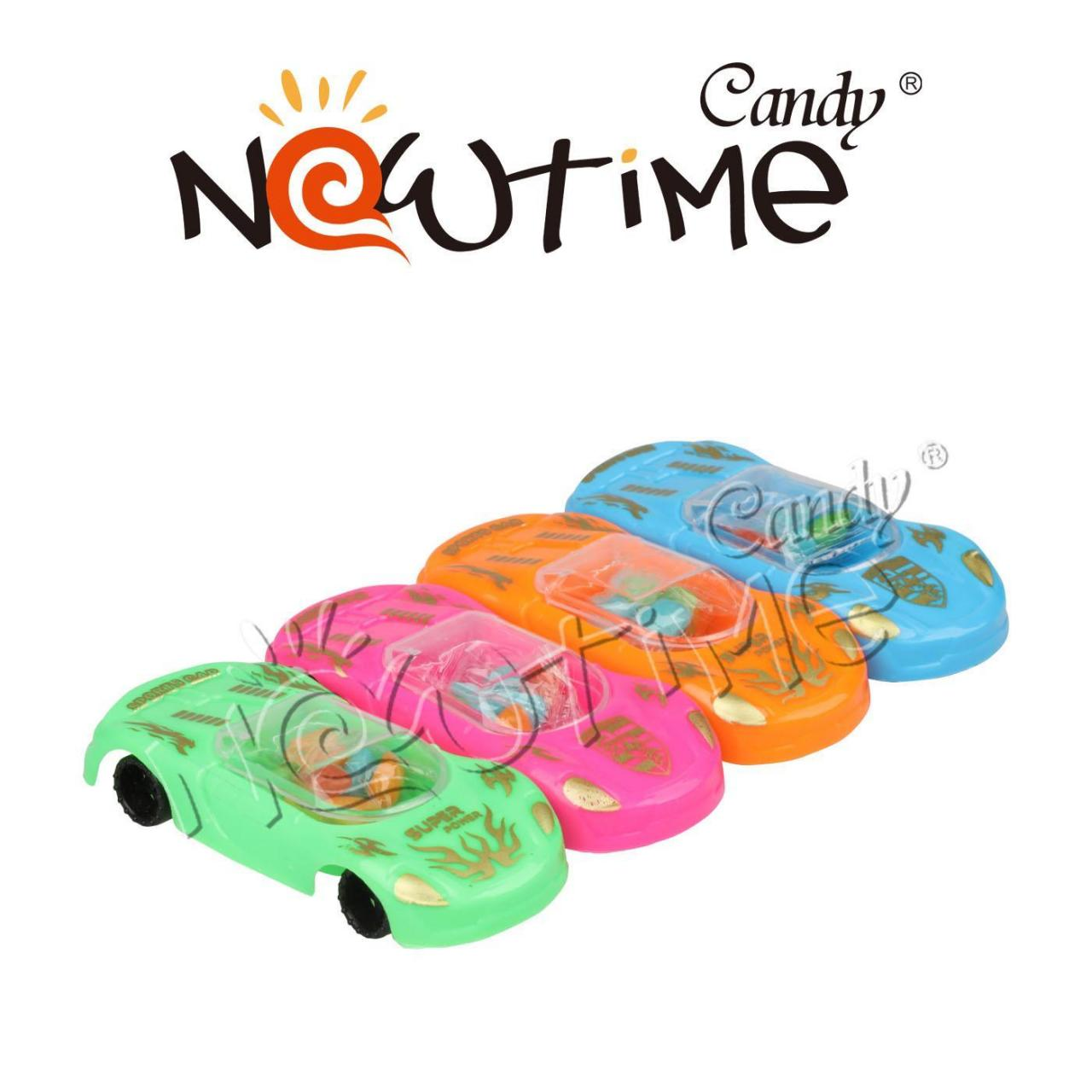 Buy cheap Toy Candy NTT17907 Racking Car Toy with gum from wholesalers