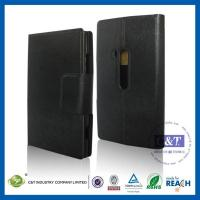 Buy cheap Nokia Cases C&T Leather Flip ID Credit Card holder smart cover for nokia lumia 920 from wholesalers
