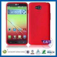 Buy cheap lg l90 case cover C&T Soft Premium Silicone Case Cover Skin Protector for LG Optimus L90 product