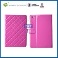 Buy cheap Ipad Mini 2 Cases C&T Leather stand cover case for ipad mini 2 product