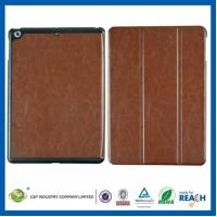 Buy cheap C&T 2014 New Leather flip smar... C&T 2014 New Leather flip smart cover for ipad air product
