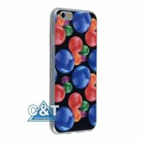 C&T Glass Marbles Pattern soft tpu 3D Effect Case for 4.7 INCH iPhone 6