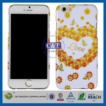 Quality C&T 2014 new product cover for iphone 6 plus case for sale