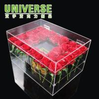 Buy cheap Acrylic Display High quality best desgin acrylic box clear transparent from wholesalers