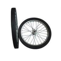 Buy cheap 12 Inch Non Inflatable Plastic EVA Foam Children Balance Bike Wheel from wholesalers