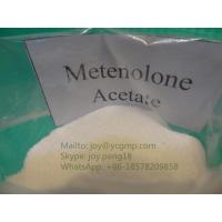 Buy cheap Androgen Steroids Powder Primobolone Metenolone Acetate Primobolan AAS product
