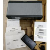 Buy cheap Bose SoundLink III Wireless Rechargeable Speaker from wholesalers