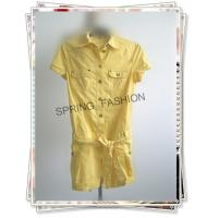 1)Ladies Garments pigment dyed overall 02