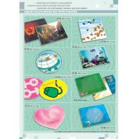Buy cheap LIQUID FILLED MOUSE PAD WITH FLOATER from wholesalers