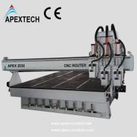 Buy cheap CNC Router APEX A2030SATC-3 Wood CNC Router from wholesalers