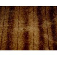 Buy cheap Faux fur ribbed plush from wholesalers