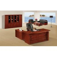 Buy cheap Solid wood office desk NS-SL004 from wholesalers