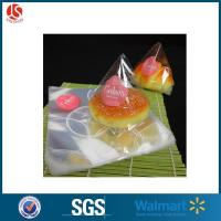 Buy cheap Cellophane Plastic Bread Bag Transparent Small Cake Packing Bag from wholesalers