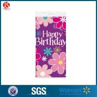 Buy cheap Candy Bags Blossom Birthday Sticker Sheets Plastic Bags from wholesalers