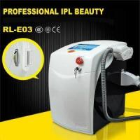 Buy cheap 3 in 1 Machine with SHR/RF/Nd Yag Laser Handles from wholesalers