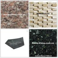 China Purple Crystal And Tiles Shaped Mosaic 19 on sale