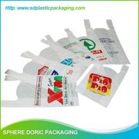 woven bags HDPE/LDPE Printed T-thirt bags