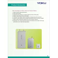 Buy cheap Li Polymer Cells from wholesalers