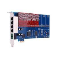 Analog Voice Cards 8ch PCI-E Voice Card TDM800E