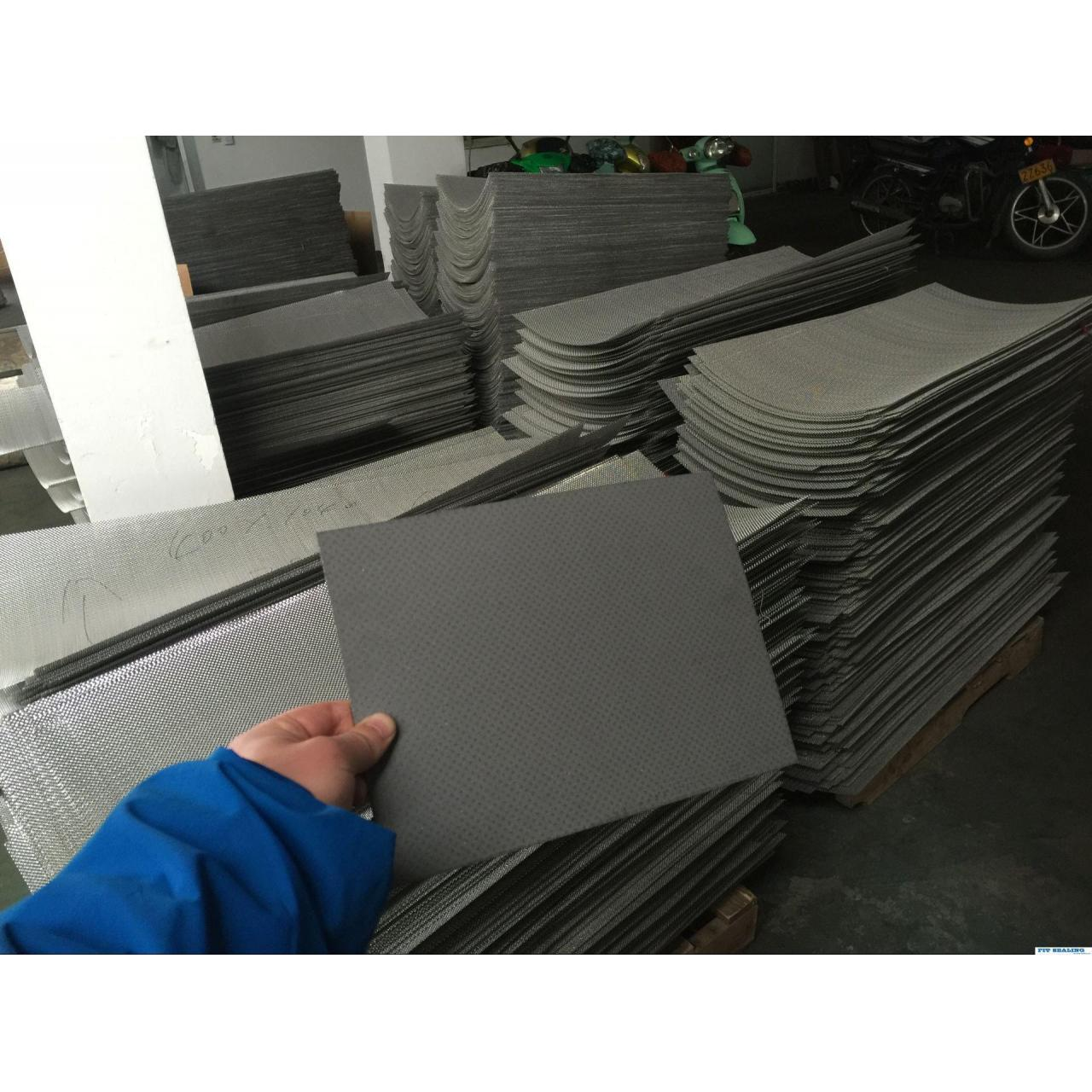 Buy cheap Reinforced Non-Asbestos Beater Sheet from wholesalers